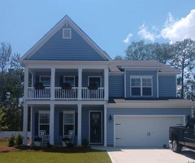 Myrtle Beach Single Family Home Active Under Contract: 5235 Stockyard Loop