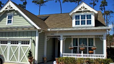 Myrtle Beach Single Family Home For Sale: 2203 Birchwood Circle