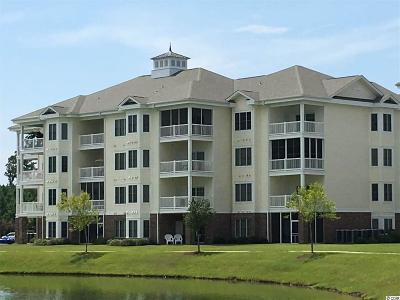 Myrtle Beach Condo/Townhouse For Sale: 4874 Luster Leaf Circle #401