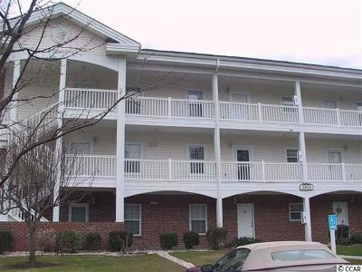 Myrtle Beach Condo/Townhouse For Sale: 3911 Gladiola Ct. #102