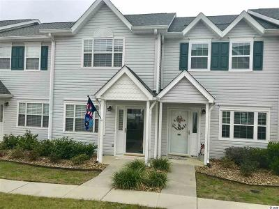 North Myrtle Beach Condo/Townhouse Active Under Contract: 615 2nd Ave. N #25D