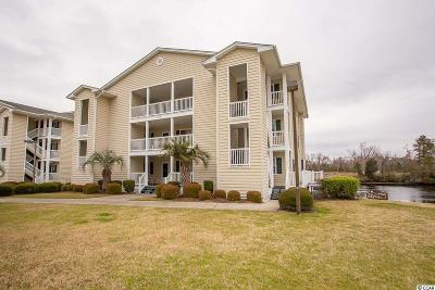 North Myrtle Beach Condo/Townhouse For Sale: 214 Landing Dr. #I
