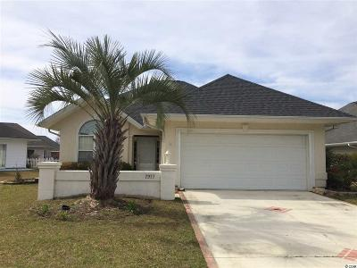 Murrells Inlet Single Family Home For Sale: 7977 Leeward Ln.