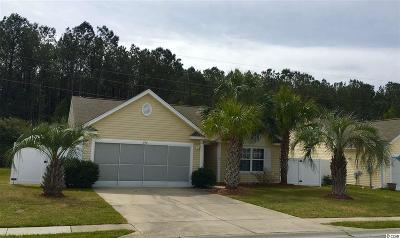 Little River Single Family Home For Sale: 242 Vermillion Dr.