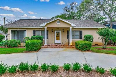 Myrtle Beach SC Single Family Home For Sale: $472,500