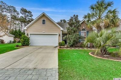 Conway Single Family Home For Sale: 172 Myrtle Grande Dr.