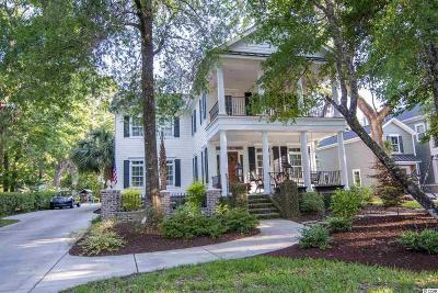 Pawleys Island Single Family Home For Sale: 89 Commons Ct.