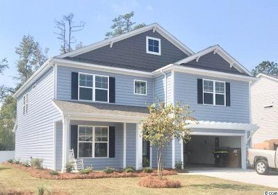 Myrtle Beach Single Family Home Active Under Contract: 5219 Stockyard Loop