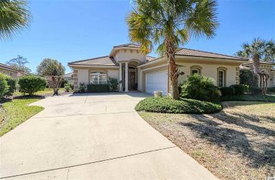 Myrtle Beach Single Family Home For Sale: 7544 Veneto Ct.
