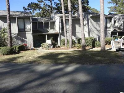 Pawleys Island Condo/Townhouse For Sale: 328 - 9c Salt Marsh Cove #9C