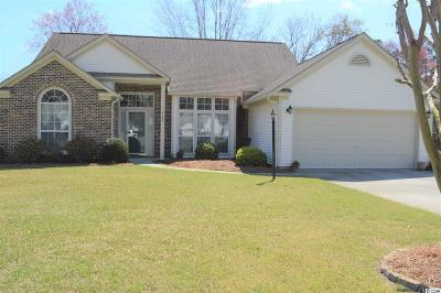 Murrells Inlet, Garden City Beach Single Family Home For Sale: 2107 Green Heron Dr.