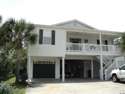 North Myrtle Beach Single Family Home For Sale: 605 N 21st Ave. N