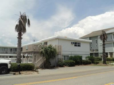 North Myrtle Beach Condo/Townhouse For Sale: 5201 N Ocean Blvd. #33