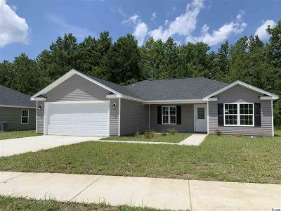 Conway Single Family Home For Sale: 1802 Heirloom Dr.