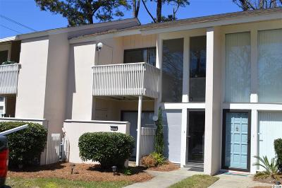 North Myrtle Beach Condo/Townhouse For Sale: 1000 11th Ave. N #Unit 102