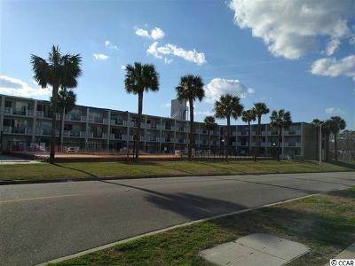 Myrtle Beach Condo/Townhouse For Sale: 1600 S Ocean Blvd. #126