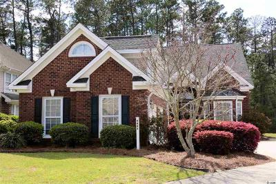 Murrells Inlet Single Family Home For Sale: 4444 Firethorne Dr.