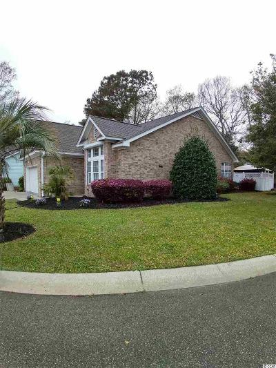Myrtle Beach Single Family Home For Sale: 2822 S Key Largo Circle