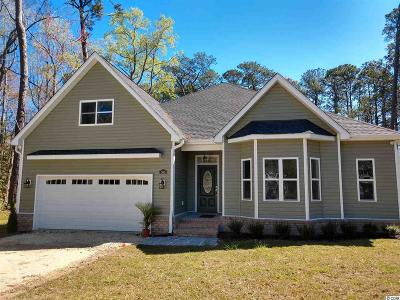 Pawleys Island Single Family Home For Sale: 306 Hill Dr.