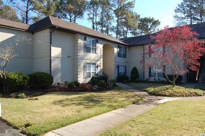 Myrtle Beach Condo/Townhouse For Sale: 402 Pipers Ln. #402
