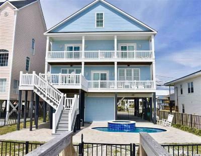 North Myrtle Beach SC Single Family Home For Sale: $1,700,000