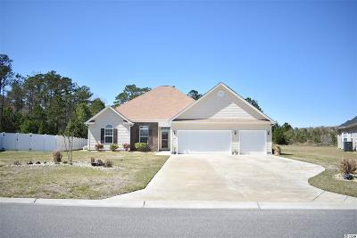 Myrtle Beach Single Family Home For Sale: 245 Camrose Way