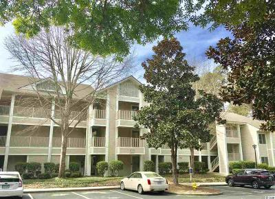 North Myrtle Beach Condo/Townhouse For Sale: 1550 Spinnaker Dr. #3125