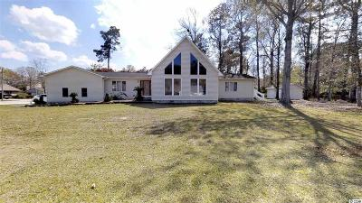 Myrtle Beach Single Family Home For Sale: 1432 Shoreline Dr.