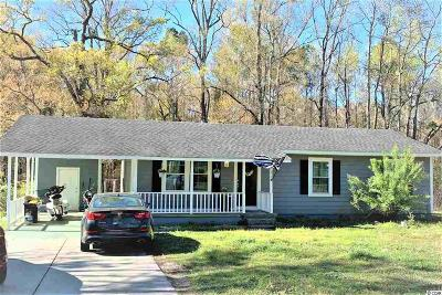 Conway Single Family Home For Sale: 1235 Park Hill Dr.