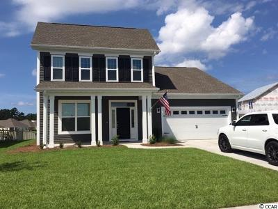 Myrtle Beach Single Family Home Active Under Contract: 5045 Sandlewood Dr.