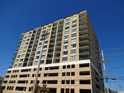 North Myrtle Beach Condo/Townhouse For Sale: 4103 N Ocean Blvd. #608