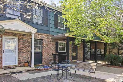 Myrtle Beach Condo/Townhouse For Sale: 311 72nd Ave. N #L