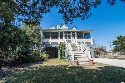 Pawleys Island Single Family Home For Sale: 123 Atlantic Ave.