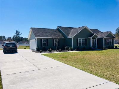 Georgetown Single Family Home Active Under Contract: 132 Rolling Oak Dr.