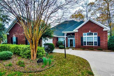 Horry County Single Family Home For Sale: 2720 Sanctuary Blvd.