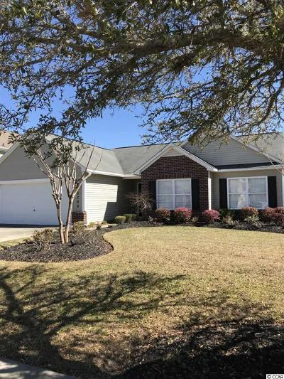 North Myrtle Beach Single Family Home For Sale: 5709 Club Course Dr.