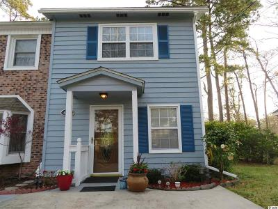 Surfside Beach Condo/Townhouse Active Under Contract: 616 16th Ave. S #C