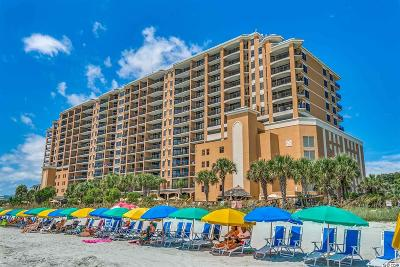 Myrtle Beach Condo/Townhouse For Sale: 6000 N Ocean Blvd. #1011