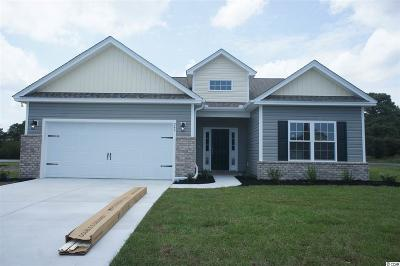 Surfside Beach Single Family Home Active Under Contract: 247 Obi Lane