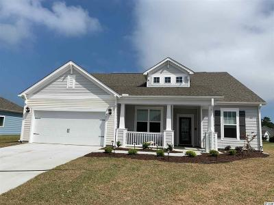 Surfside Beach Single Family Home Active Under Contract: 961 Abernathy Place