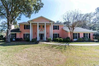 Pawleys Island Single Family Home Active Under Contract: 481 Country Club Dr.