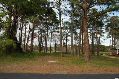 Georgetown County, Horry County Residential Lots & Land For Sale: 1059 Links Rd.