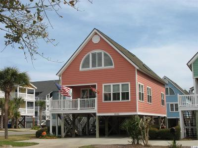 Surfside Beach Single Family Home Active Under Contract: 1033 N Dogwood Dr. N