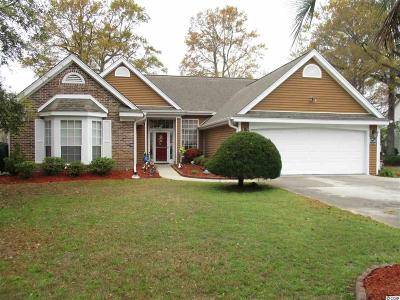 Surfside Beach Single Family Home For Sale: 1673 Coventry Rd.