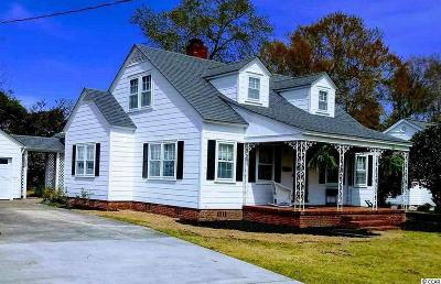 Loris Single Family Home Active Under Contract: 4811 Walnut St.