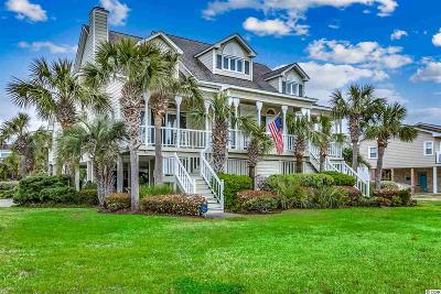 North Myrtle Beach Single Family Home For Sale: 1301 N Ocean Blvd.