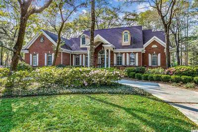 Murrells Inlet Single Family Home For Sale: 4531 Richmond Hill Dr.