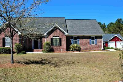 Georgetown Single Family Home For Sale: 1021 Wedgefield Rd.