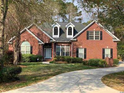 Murrells Inlet Single Family Home For Sale: 9532 Indigo Creek Blvd.
