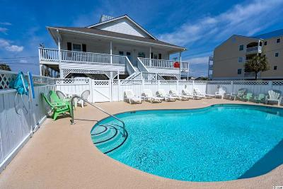 North Myrtle Beach Single Family Home Active Under Contract: 4509 N Ocean Blvd.